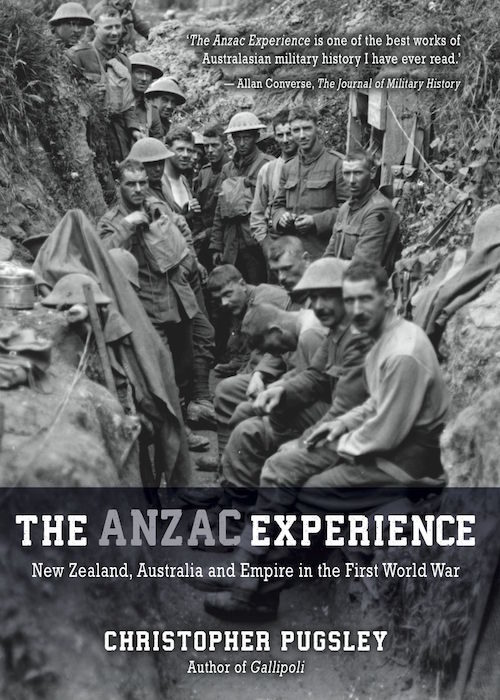 Anzac Experience-front cover LR