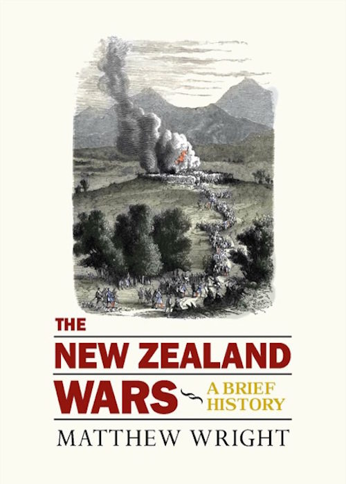The New Zealand Wars LR