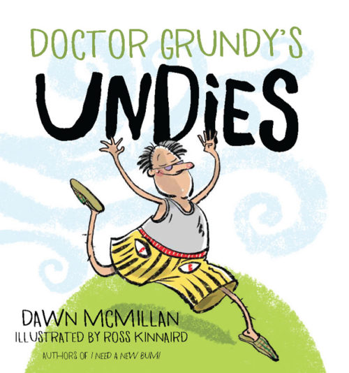 Doctor Grundy's Undies cover