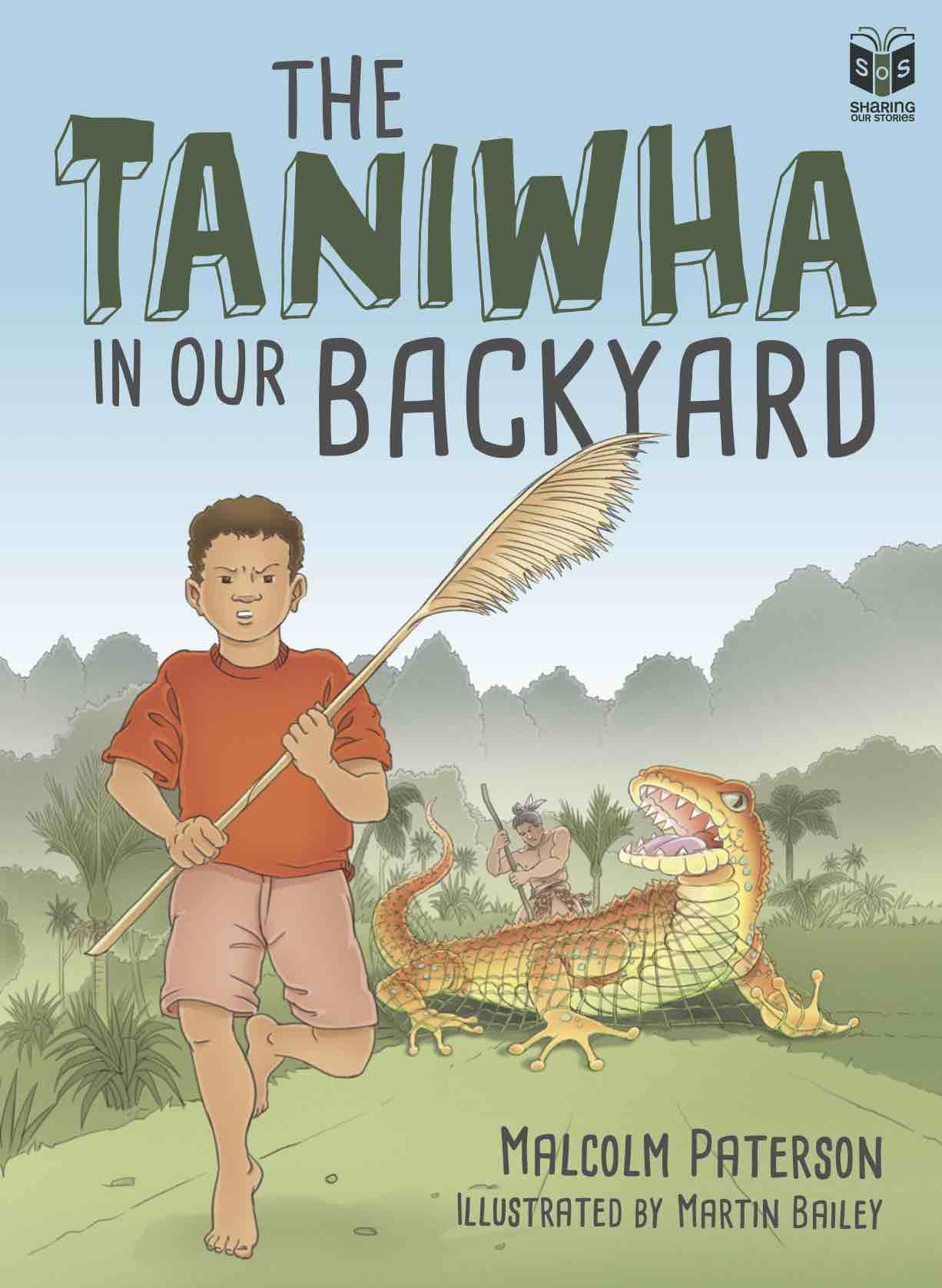 The Taniwha in our Backyard – Oratia Media